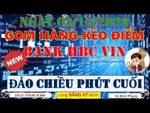 Chứng khoán hôm nay 01/12   Nhận định thị trường chứng khoán   VPB HBC VIN Gom Hàng Kéo Tăng Điểm