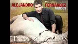 Alejandro Fernandez - Me Dediqué a Perderte (Versión Salsa)