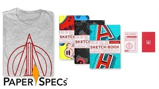 PaperSpecs.com | Paper Inspiration #286: Andy Stewart Design Identity
