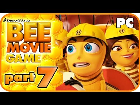 Bee Movie Game Walkthrough Part 7 (PC, PS2, X360) No Commentary
