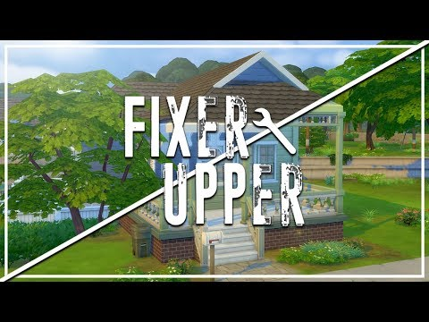 STREAMLET SINGLE // The Sims 4: Fixer Upper - Home Renovation