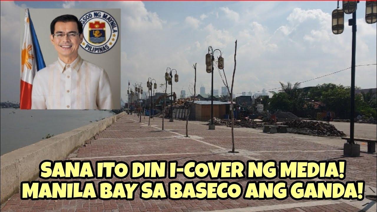 Download Bakit ngayon lang? Baseco Boardwalk napaganda ni Mayor ISKO!!