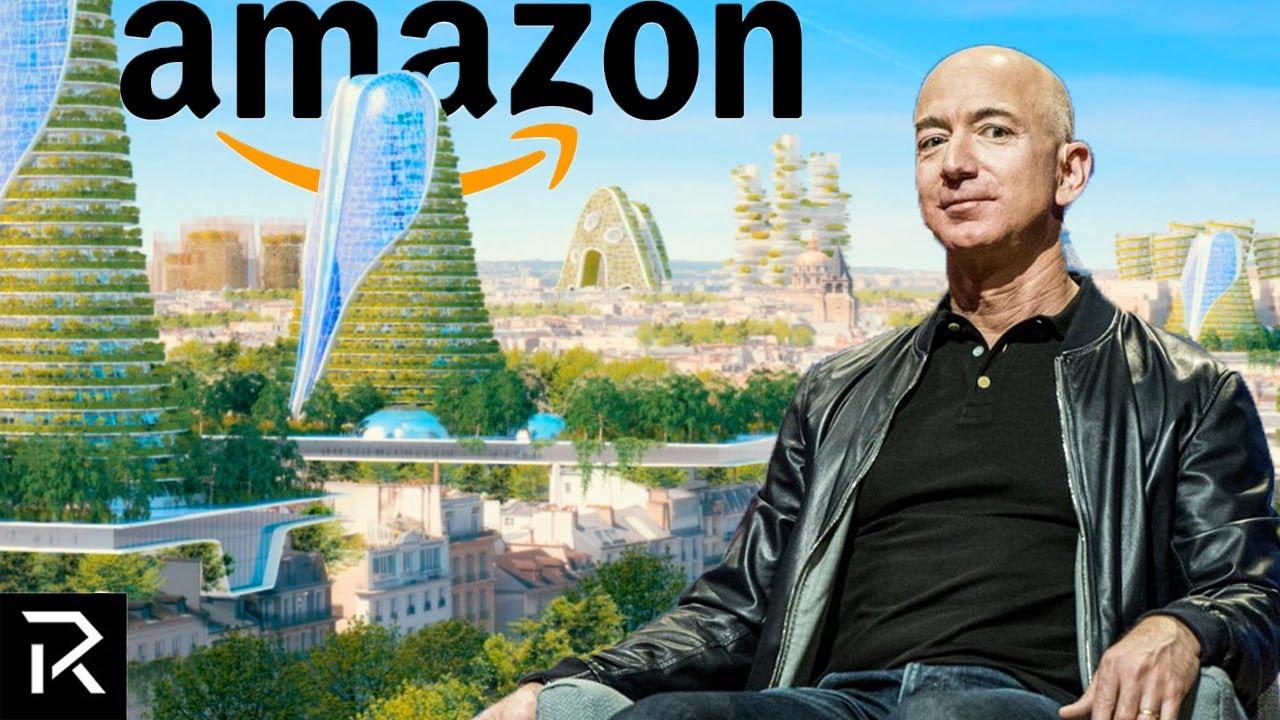Inside Amazon's City Of The Future