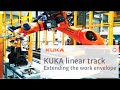 KUKA Linear Track
