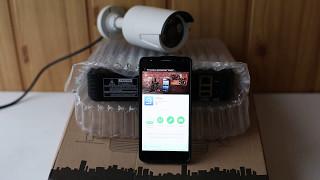 Налаштування доступ підключення до IP камері, NVR реєстратору через додаток XMeye. Відеоспостереження