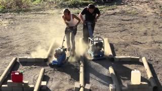 Die Rüttelplatten - Rentas Werkzeugvermietung