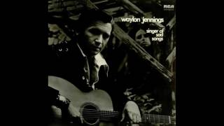 Watch Waylon Jennings Must You Throw Dirt In My Face video
