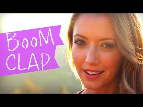 BOOM CLAP - Charli XCX - Taryn Southern & RUNAGROUND Music Video Cover | Taryn Southern