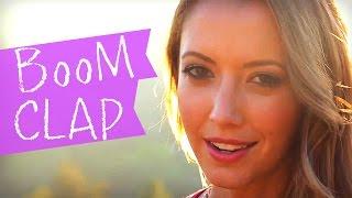 BOOM CLAP - Charli XCX - Taryn Southern & RUNAGROUND Music Video Cover | Taryn Southern thumbnail