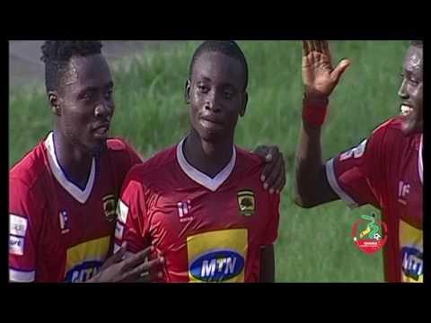 2015/2016 1st Round Goals Of The Ghana Premier League