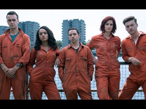 Misfits Remake is Coming to Freeform for a Pilot Season
