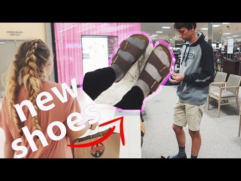 COME SHOPPING WITH ME & CAM!
