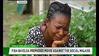 Image result for FIDA Bayelsa premieres movie against child molestation