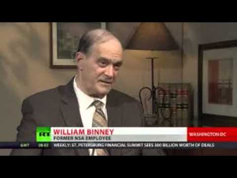 NSA Whistleblower William Binney the 3 words that will put y
