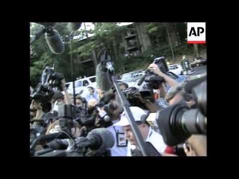 USA: ATLANTA: RICHARD JEWELL PRESS CONFERENCE UPDATE