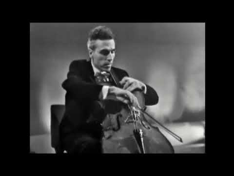 Paul Tortelier - Elgar Cello Concerto