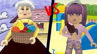 ROBLOX-CHILD VS ELDER