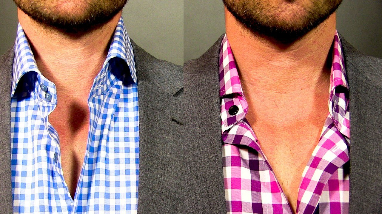 How To Get Your Collar To Stand Up and Stay Up