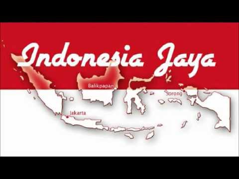 LAGU WAJIB - INDONESIA JAYA (INSTRUMENTAL)