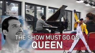 In Memory of Freddie Mercury - The Show Must Go On Cole Lam 12 Years Old