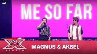 Magnus & Aksel synger 'Mother' - Charlie Puth (Live)   X Factor 2020   TV 2