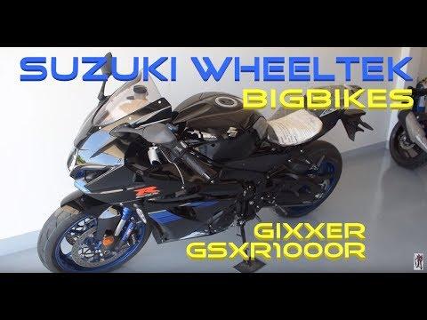 Shop Talk: Suzuki Wheeltek Bigbikes