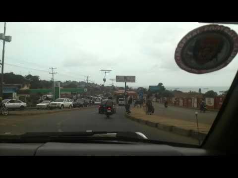 Streets of Freetown, Sierra Leone 2015. streaming vf