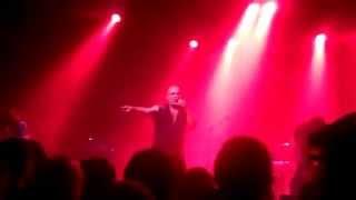 Blaze Bayley   Ten Seconds Trix 18 12 11   Antwerp) [HD]