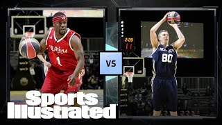 SI Now: Michael Jordan vs. Michael B. Jordan | Sports Illustrated