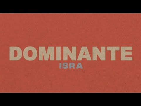 Isra - Dominante (Official Lyric Video)