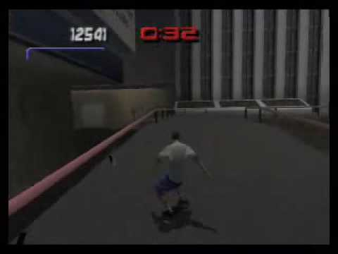 TH Pro Skater 3 N64 Guide - LA: Grind the Electric Rail