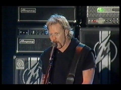 Metallica - Live at Reading Festival, England (2003) [Full TV Broadcast]