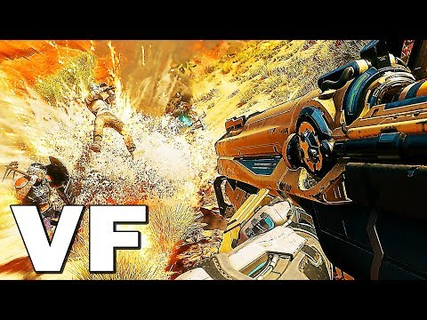 "RAGE 2 ""Everything vs Me"" Bande Annonce de Gameplay VF (2019) PS4 / Xbox One / PC thumbnail"