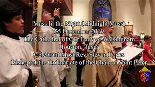 Mass In the Night (Midnight Mass)