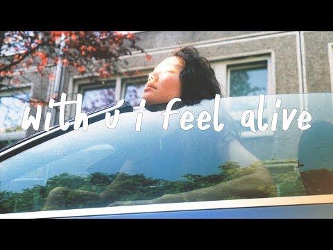 Seth Bishop - With U I Feel Alive (Lyric Video) ft. Sophia Nikole