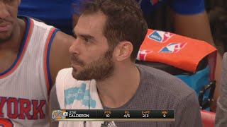 Jose Calderon Full Highlights vs Grizzlies (18 PTS, 8 REB, 5 AST, 1 ST)
