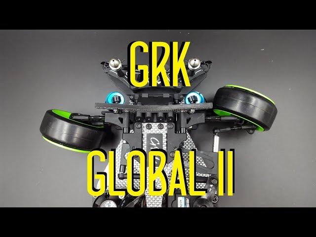 ?RC RWD DRIFT? R31 House - GRK Global II (First Try)