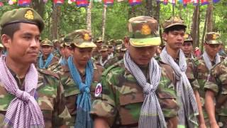 Soldier Khmer New Year 2017  Preah Vihear