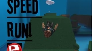 How to Speed Run! - ROBLOX - Xbox One