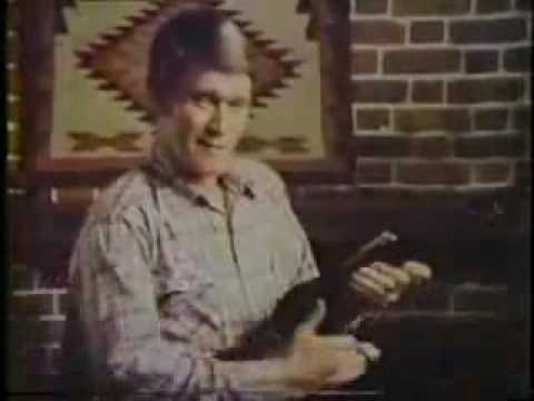 Ideal Tin Can Alley Toy commercial 1977