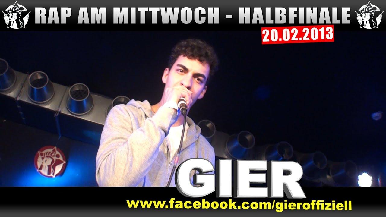 RAP AM MITTWOCH: 20.02.13 BattleMania Halbfinale (3/5) GERMAN BATTLE