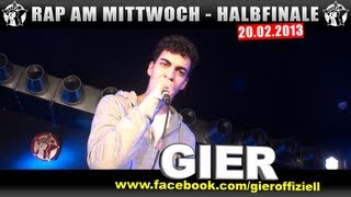 RAP AM MITTWOCH: 20.02.13 BattleMania Halbfinale (3/5) GERMAN BATTLE
