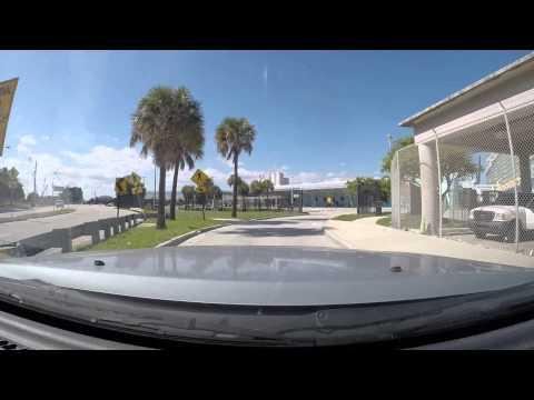 Arriving At Port Everglades