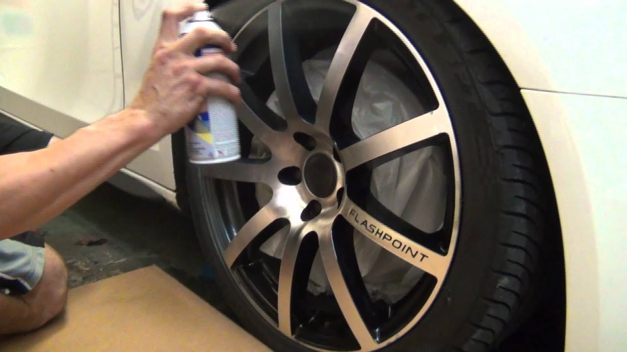GunMetal Gray Plasti Dip - Wheels and Rims - YouTube