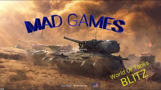WoT Blitz Mad Games