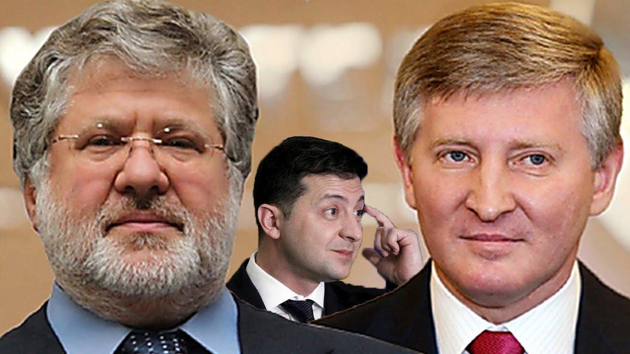 Ахметов против Коломойского. Особенности украинского олигархата