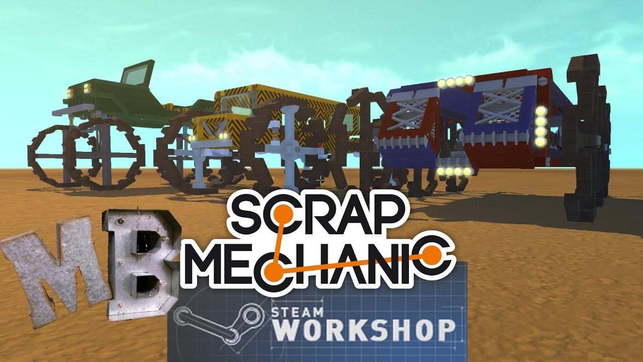 Steam workshop blueprints tutorial scrap mechanic episode 59 steam workshop blueprints tutorial scrap mechanic episode 59 youtube malvernweather Image collections