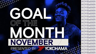 Chelsea's Goal of the Month: November | Pick Your Winner 🎯