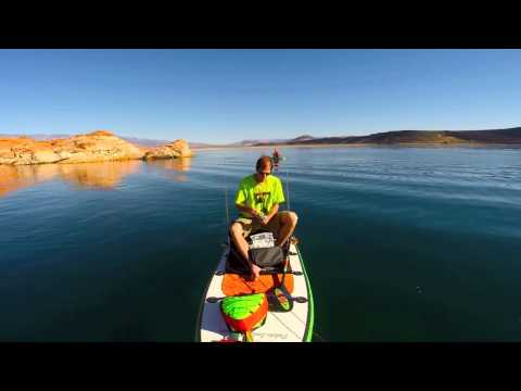 DAVE SCADDEN'S SUP TRICKED OUT ASSAULT FISHING PADDLE BOARDS