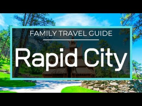 Guide To Rapid City South Dakota - We Made It! Visit Rapid City Vlog